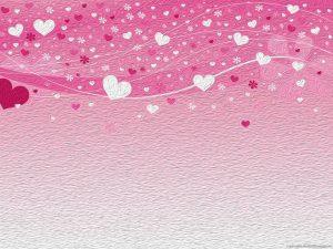 Valentine Presentation Background