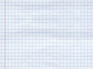 Square Paper Cells Background