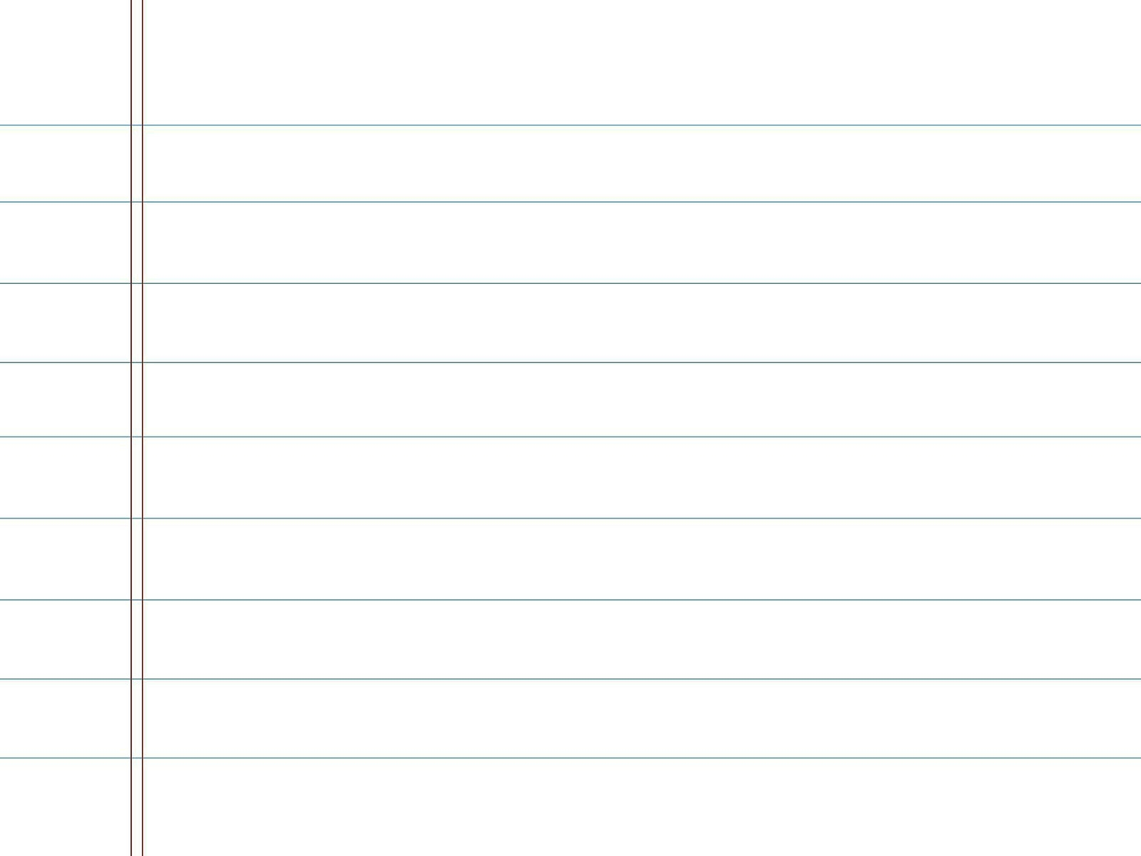 Striped Paper Note Minimalist Background
