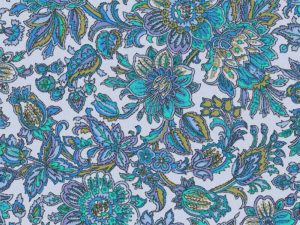 Batik Fabric Powerpoint Background