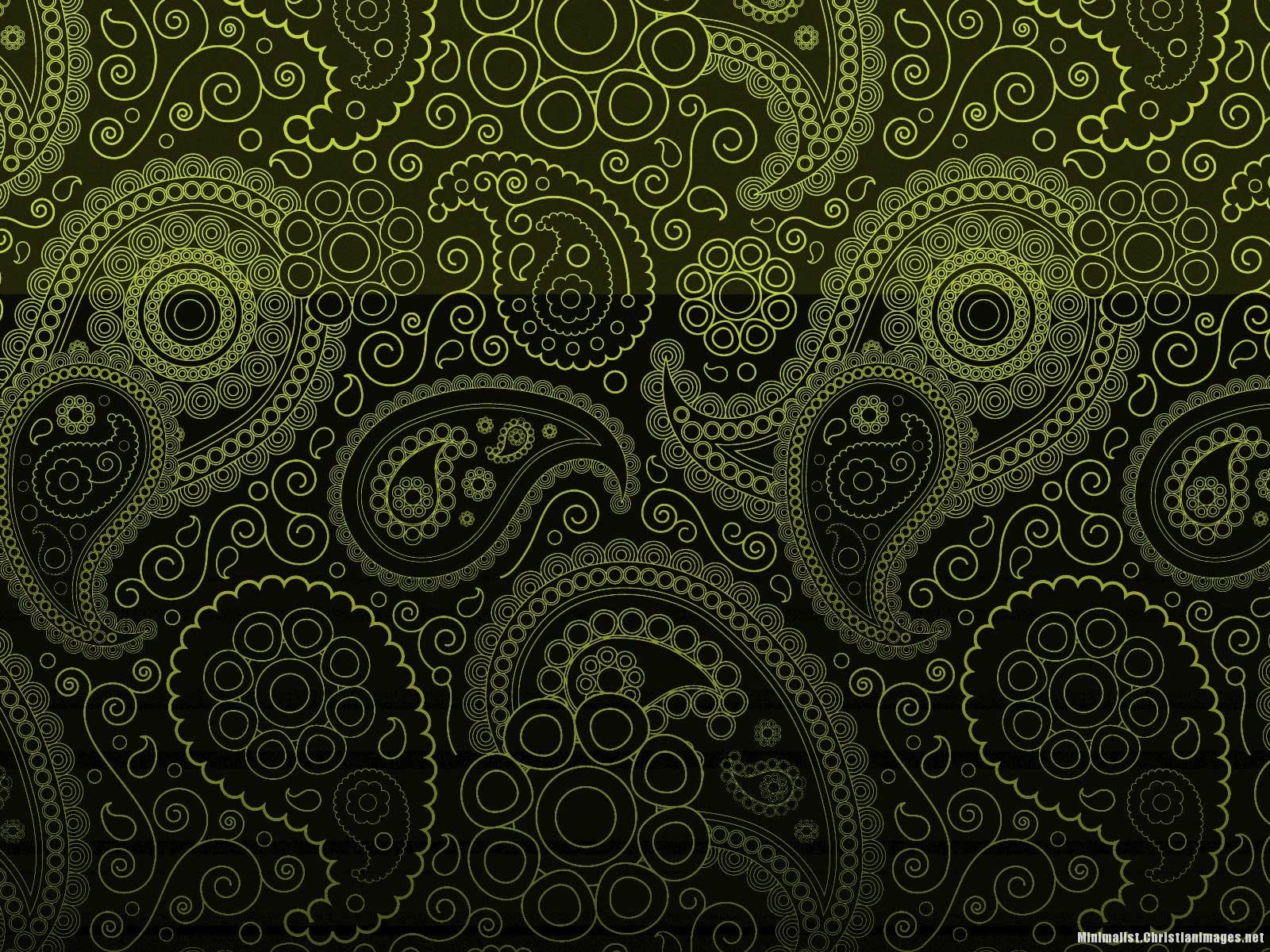 Batik Pattern Powerpoint Background