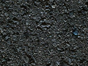 Dark Asphalt Background for Powerpoint