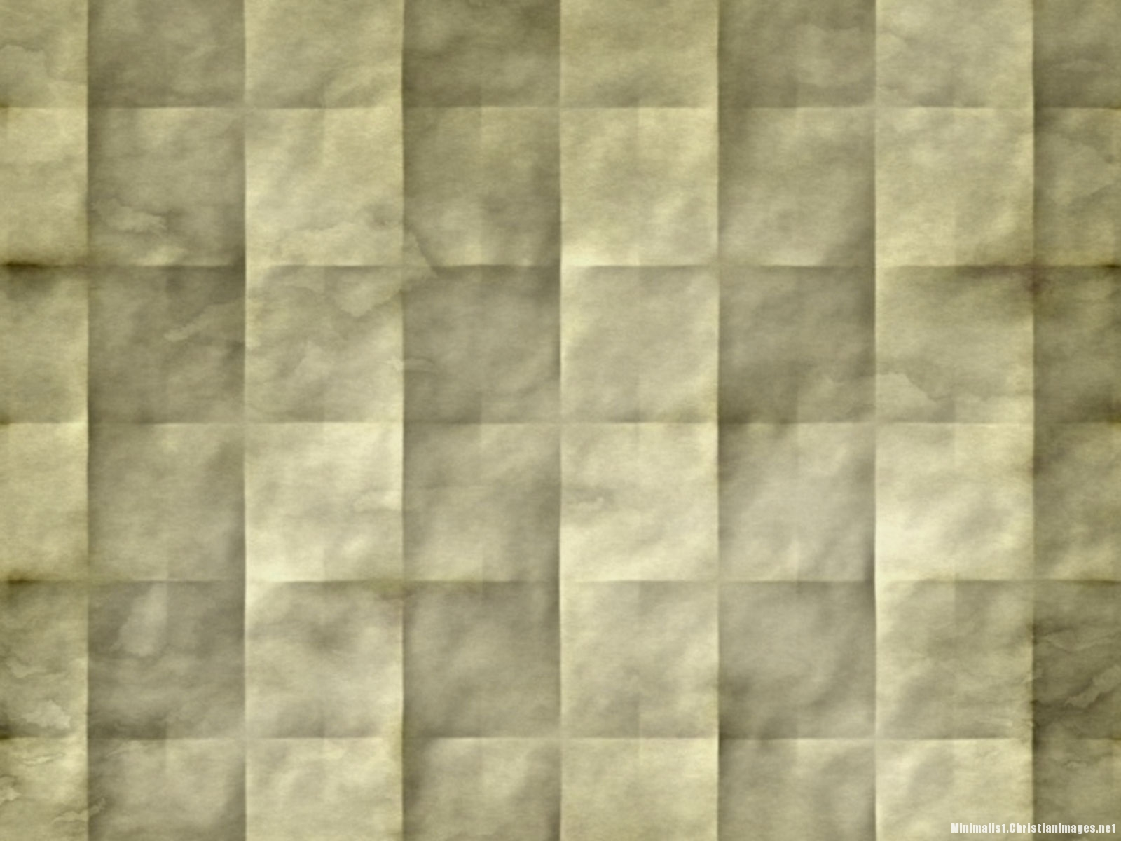 Old Parchment Paper Powerpoint Background