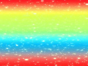 Rainbow Gradient Stripes Powerpoint Background