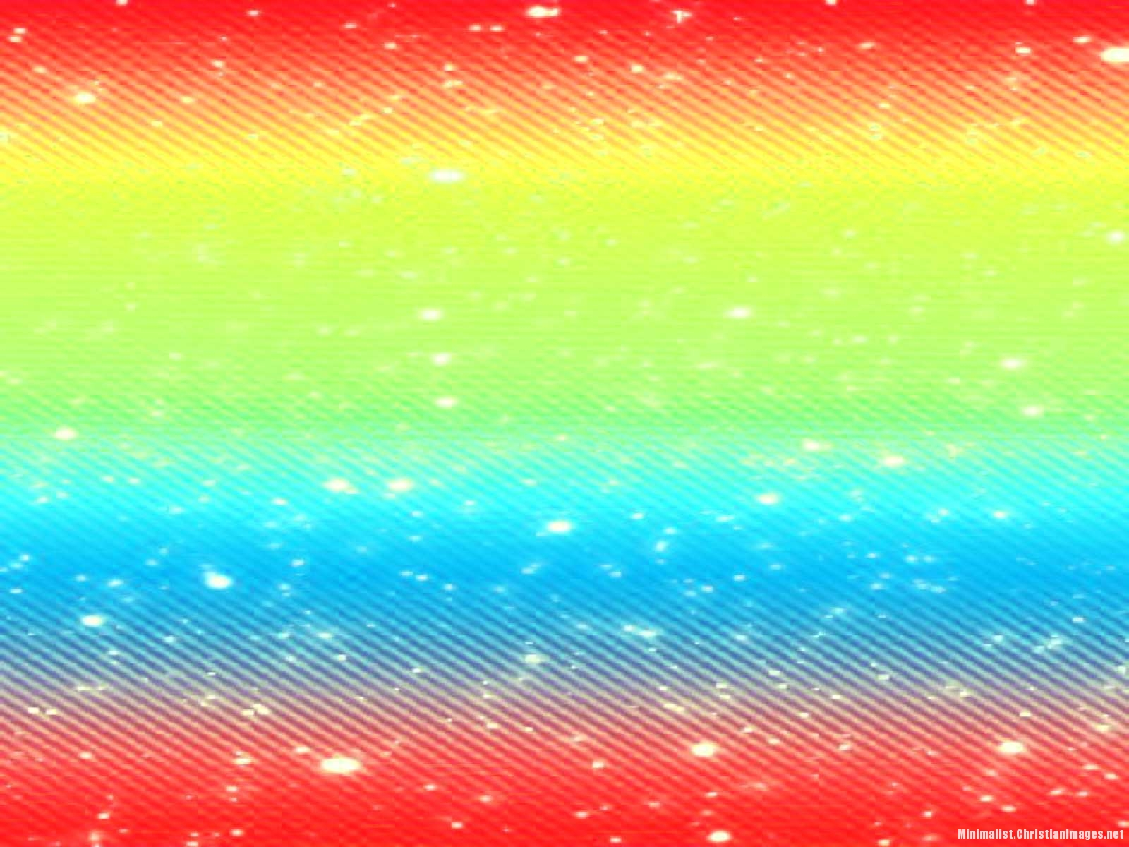 Rainbow Gradient Stripes Powerpoint Background