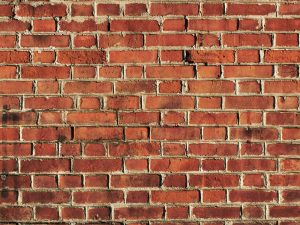 Red Brick Wall Powerpoint Background